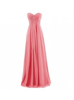 Mireio Dress (Soft Coral)