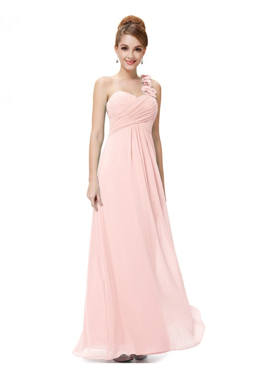 Candelaria Dress (Soft Pink)