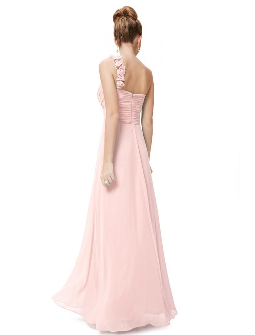Candelaria Dress (Soft Pink)