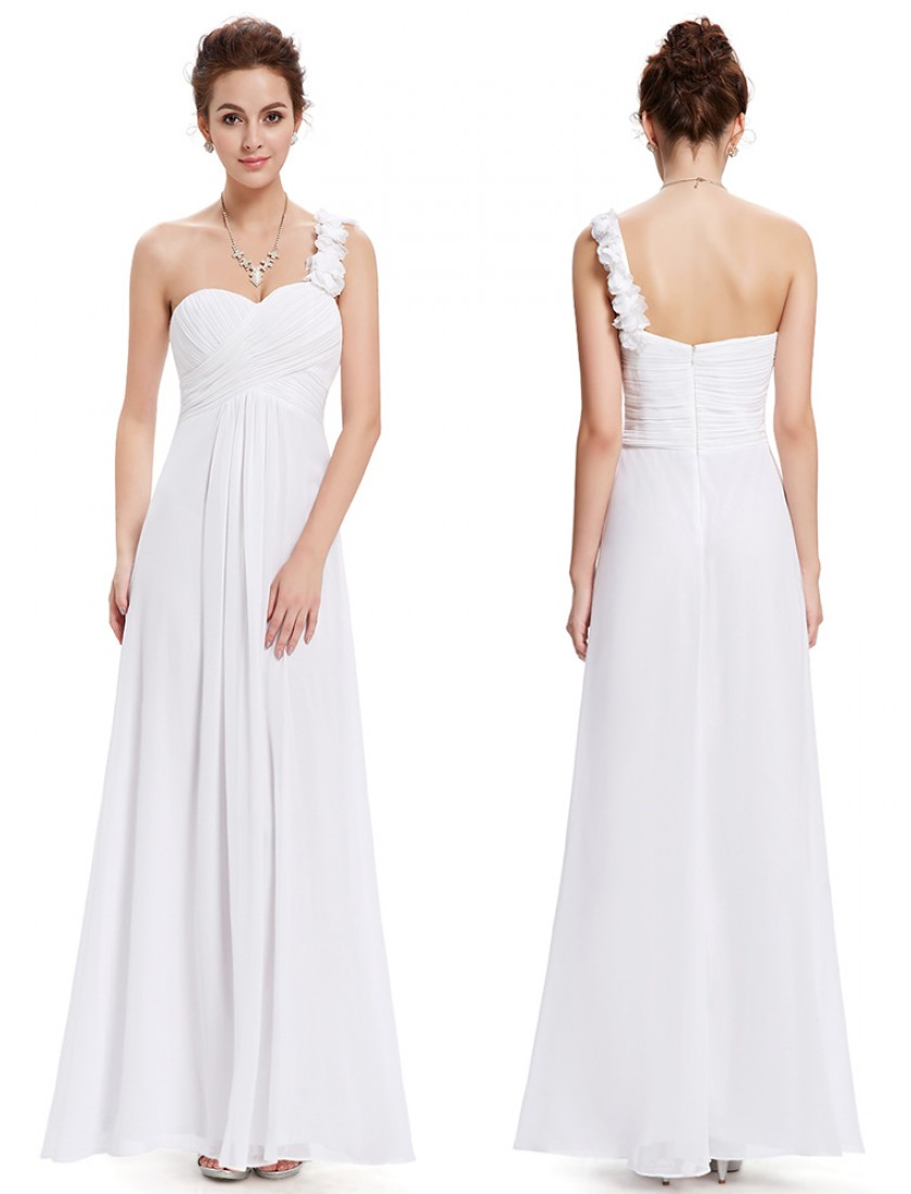 Candelaria Dress (White)