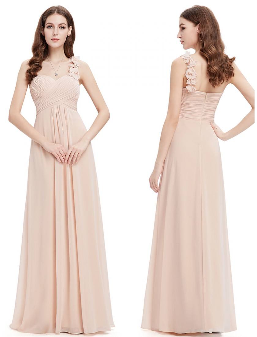 Candelaria Dress (Champagne)