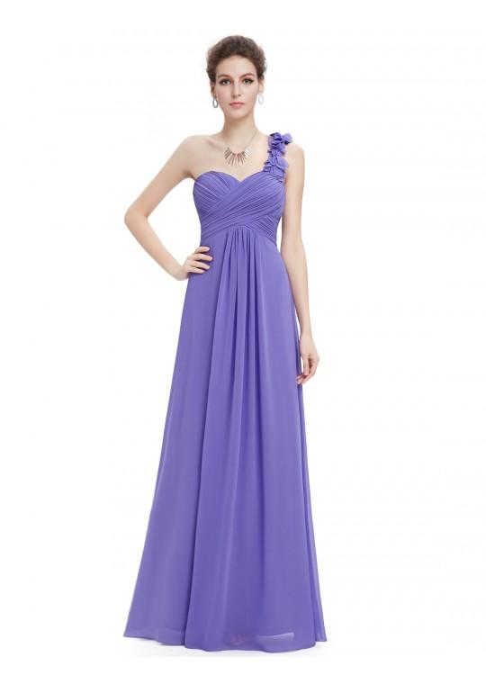 Candelaria Dress (Violet)