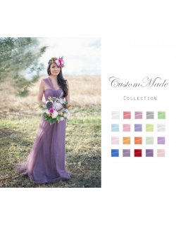 Mirella Convertible Dress (Custom Color)