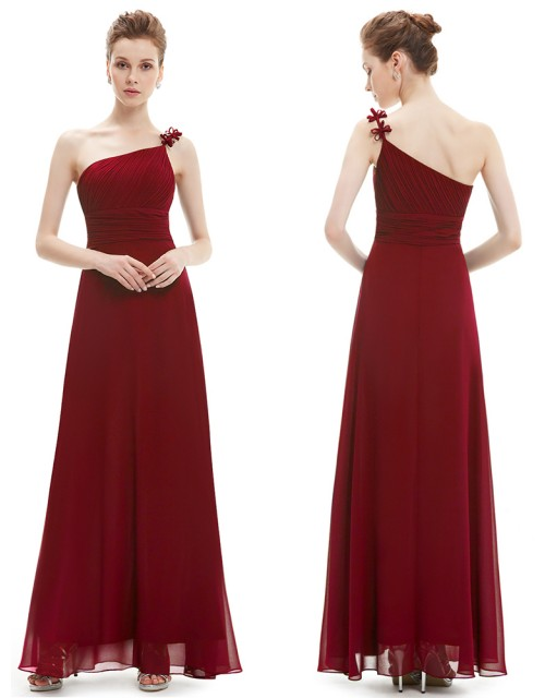 Giselle Dress (Burgundy)