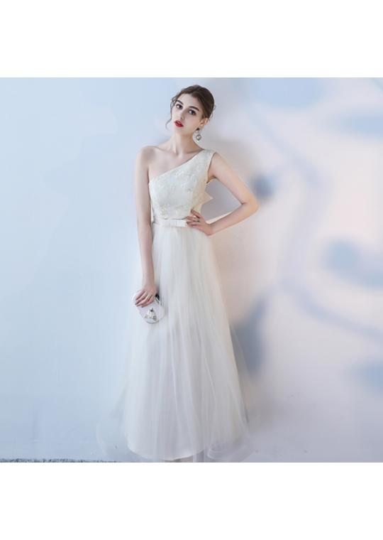 Kamea Dress (Champagne)