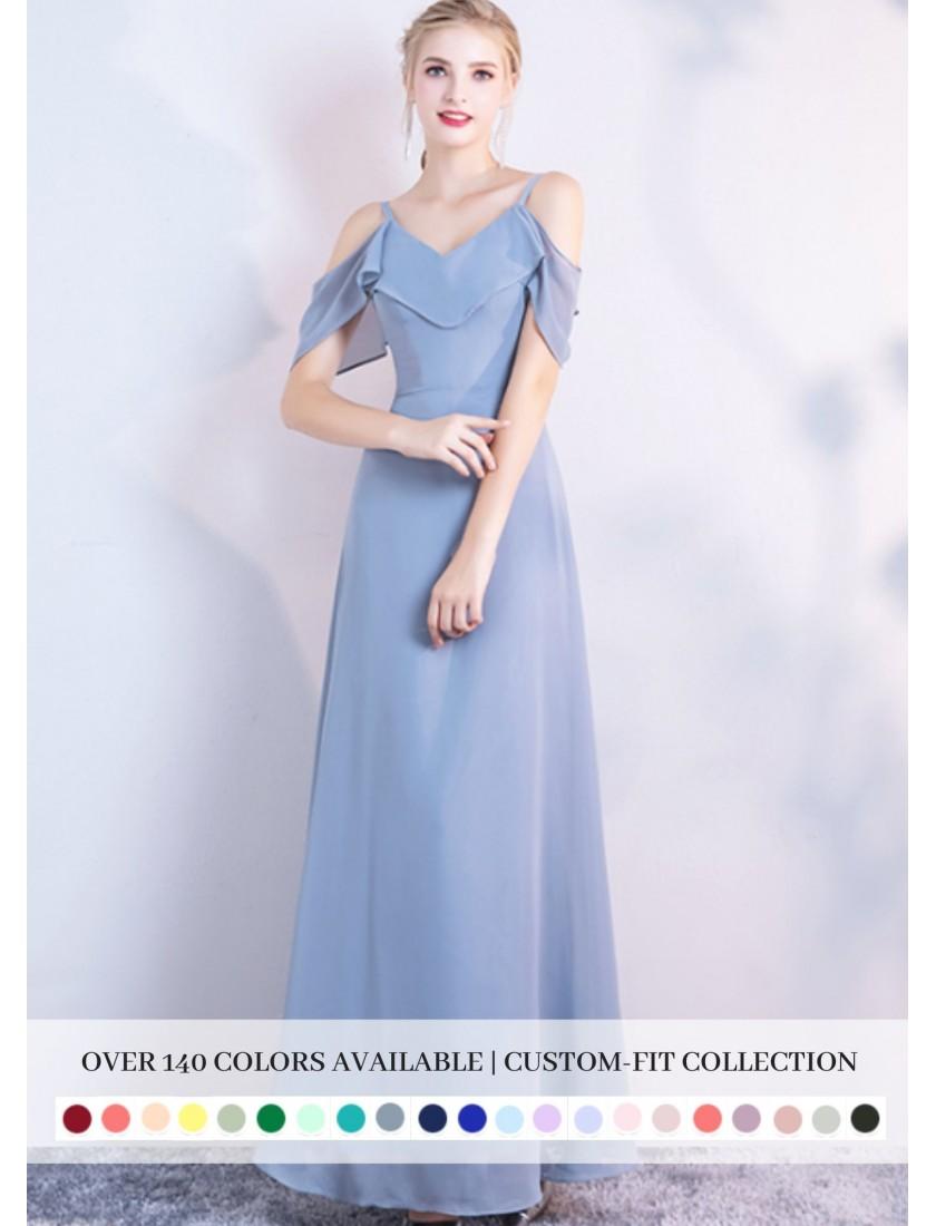 Kaitlynn Dress (Custom Color)