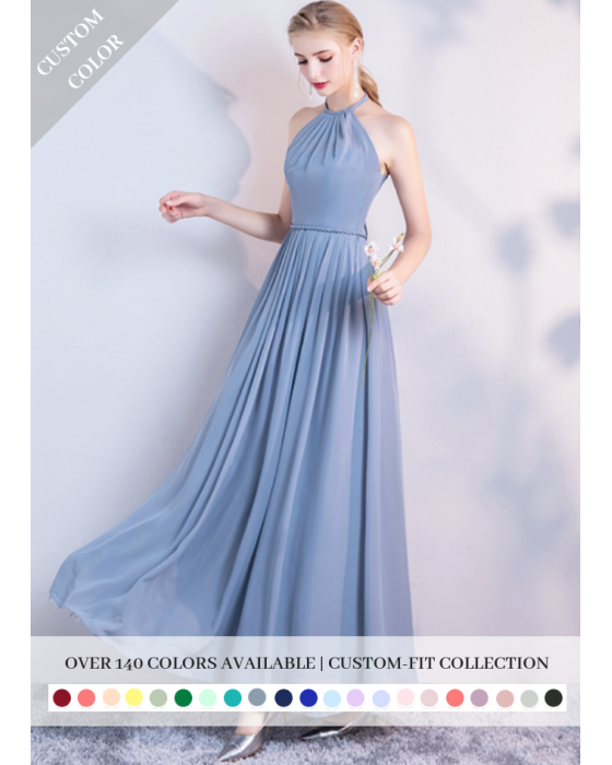 Carissa Dress (Custom Color)