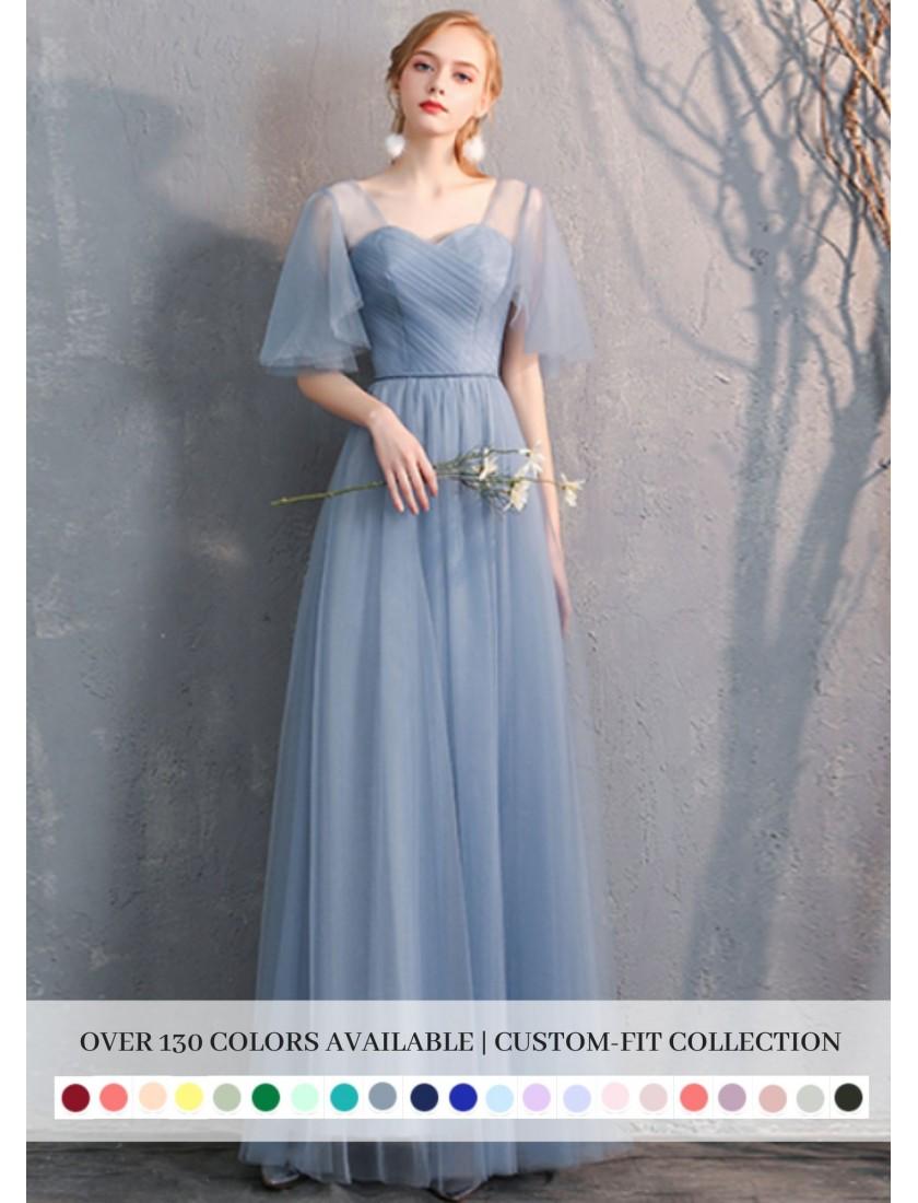 Gianna Dress (Custom Color)