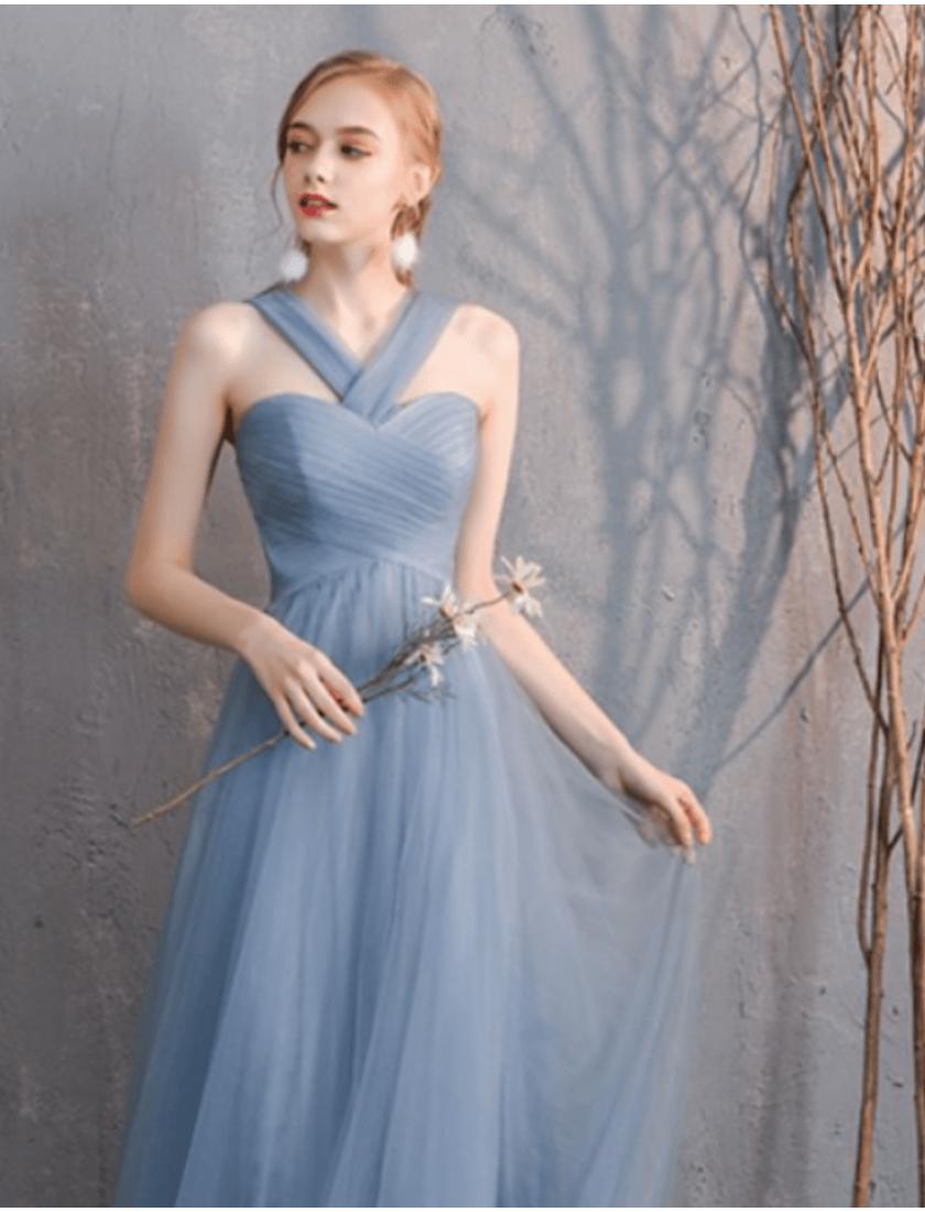 Arianna Dress (Dusty Pink)