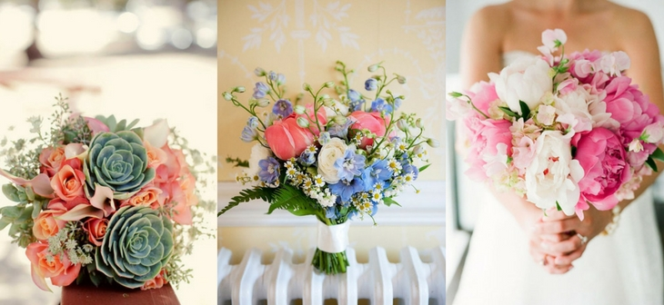 25 swoon worthy bridal bouquets ideas for spring and summer weddings
