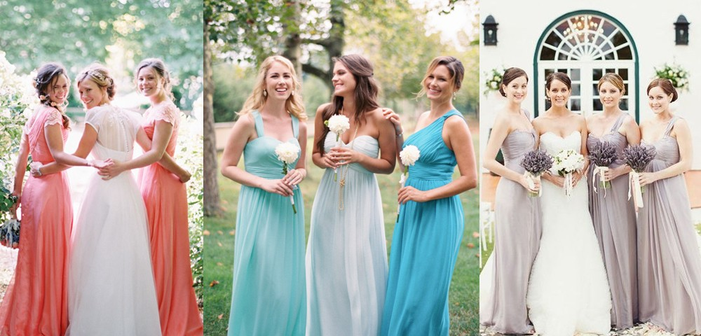179077f39b8a4 Top 25 Wedding Color Combination Ideas 2016 | ELEVENTH
