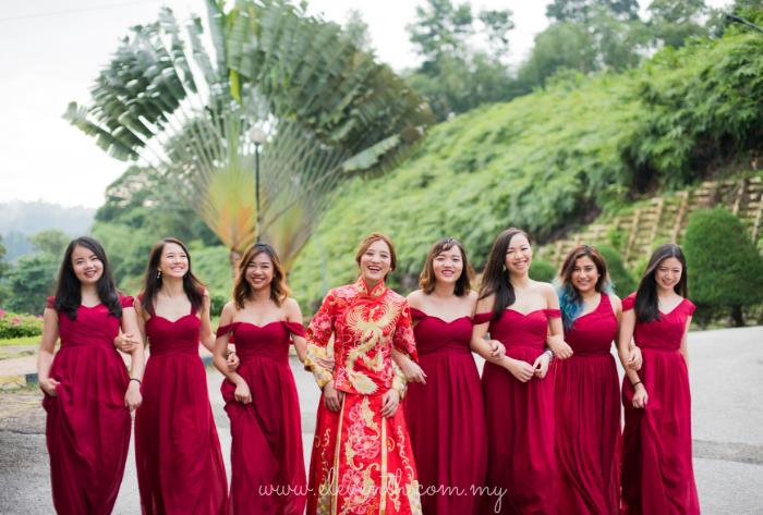 Shop Bridesmaid Dresses Malaysia Online